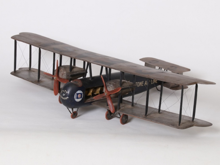 For sale: VICKERS INSTONE VIMY COMMERCIAL G-EASI  CITY OF LONDON
