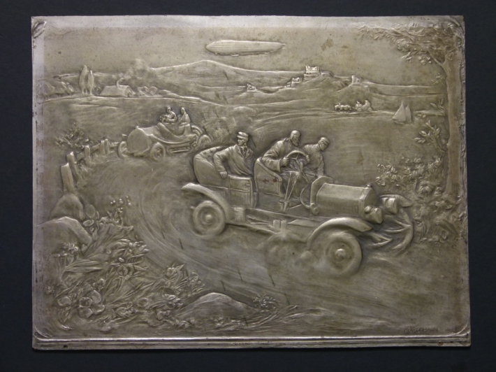 For sale: PLAQUE COURSE AUTOMOBILE ALLEMANDE