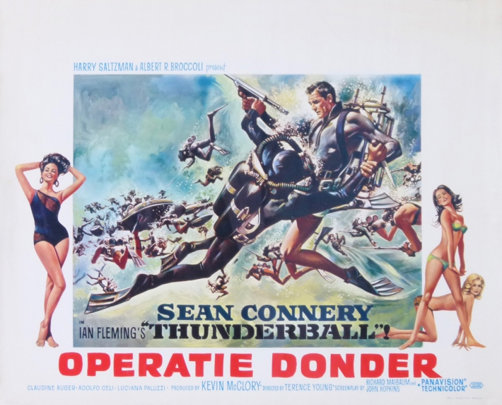 For sale: JAMES BOND 007 OPERATION TONNERRE OPERATIE DONDER