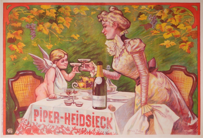 For sale: CHAMPAGNE PIPER HEIDSIECK