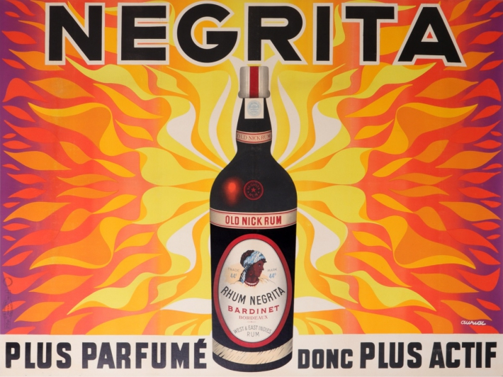 For sale: RHUM NEGRITA BARDINET BORDEAUX