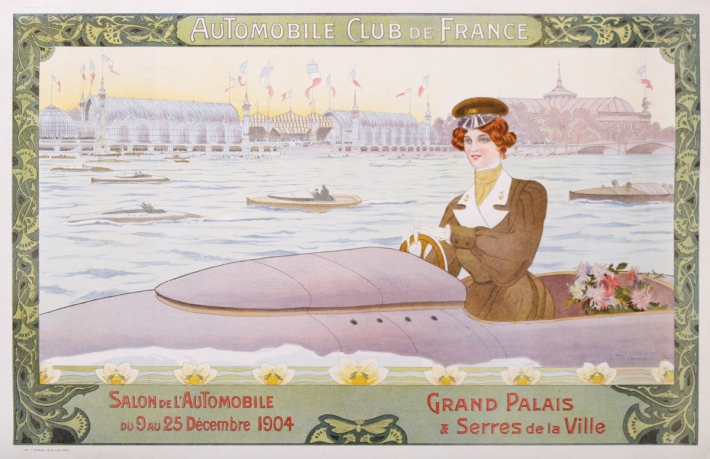 For sale: ALON DE L'AUTOMOBILE CLUB DE FRANCE 1904