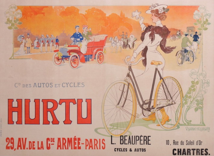 For sale: HURTU AUTOMOBILES ET CYCLES