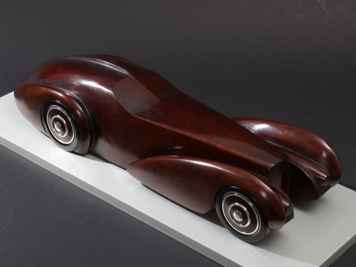 For sale: ZURINI JEAN BUGATTI RALPH LAUREN  SCULPTURE EDITION LIMITÉE
