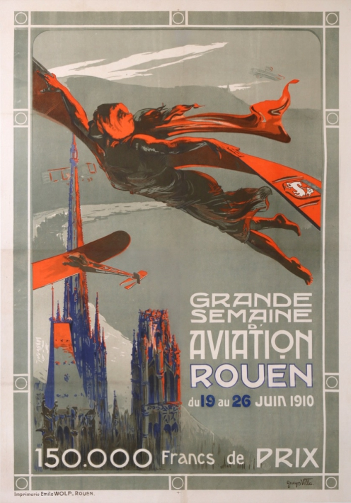 For sale: GRANDE SEMAINE AVIATION ROUEN 1910