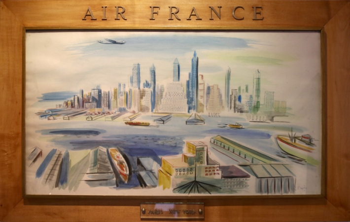 For sale: AIR FRANCE PARIS NEW YORK