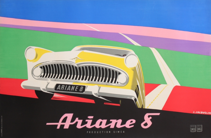 For sale: SIMCA ARIANE 8