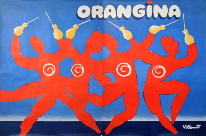 For sale: ORANGINA  DANCE- MATISSE