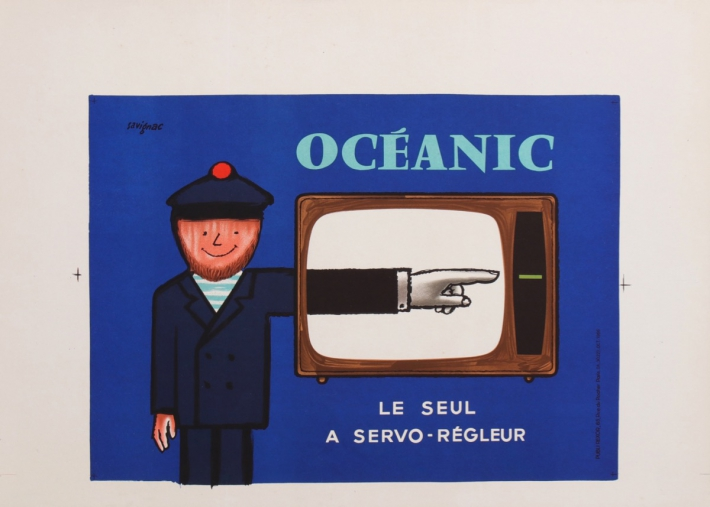 For sale: OCEANIC TELEVISEURS