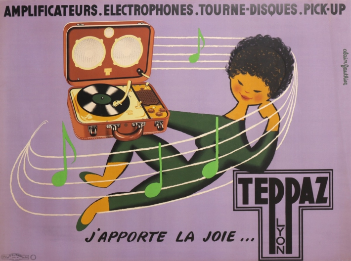 For sale: TEPPAZ AMPLIFICATEURS ELECTROPHONES TOURNE-DISQUES PICK-UP