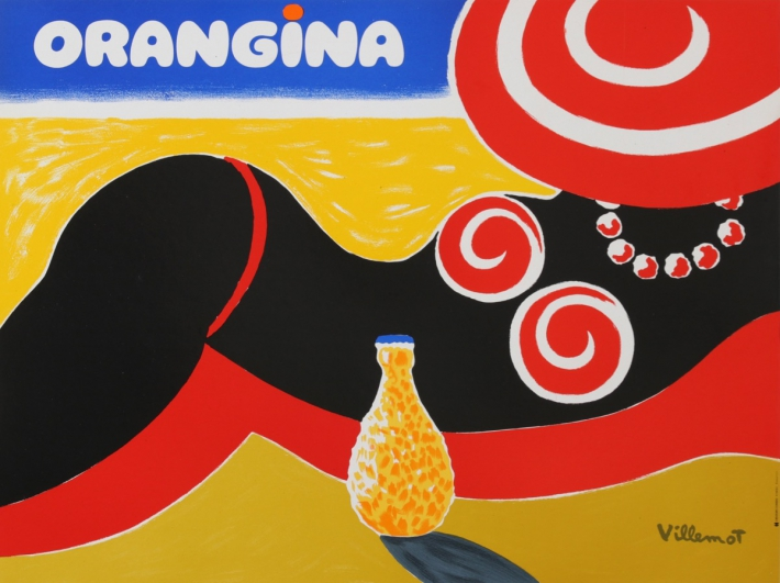 For sale: ORANGINA  BEACH