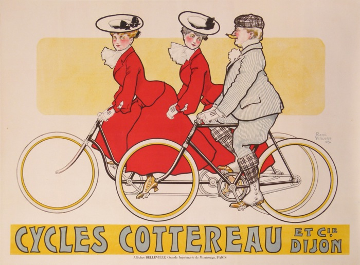 For sale: CYCLES COTTEREAU ET Cie  DIJON