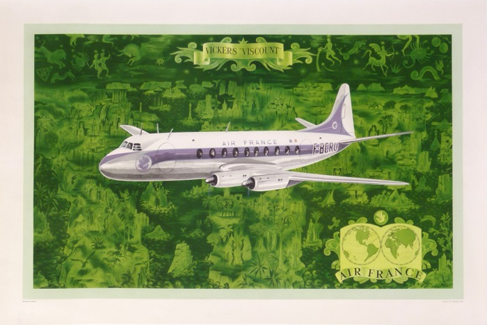 For sale: AIR FRANCE VICKERS - VISCOUNT