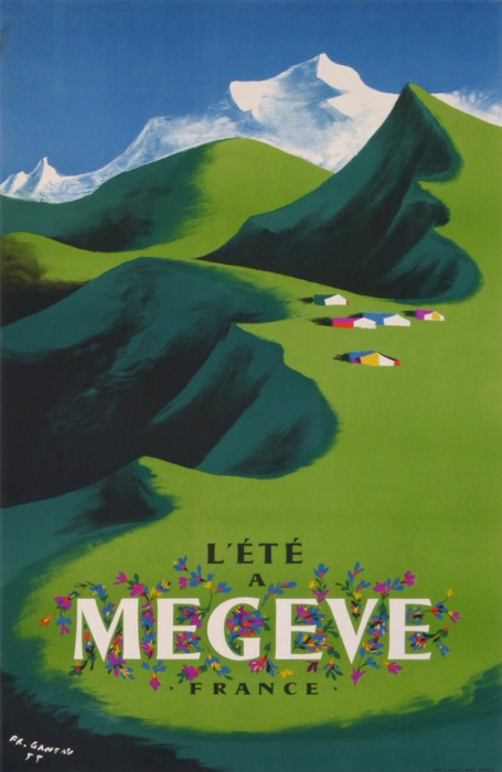 For sale: MEGEVE EN ÉTÉ - SUMMER IN MEGEVE