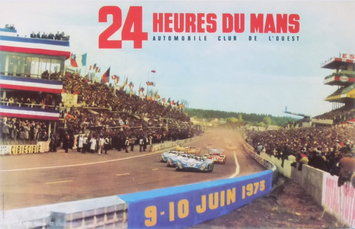 For sale: 24 HEURES DU MANS 1973 ACF