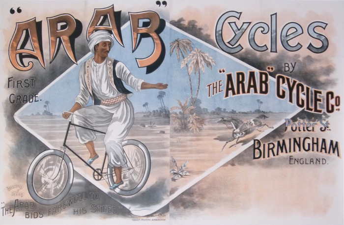 For sale: ARAB CYCLES C°