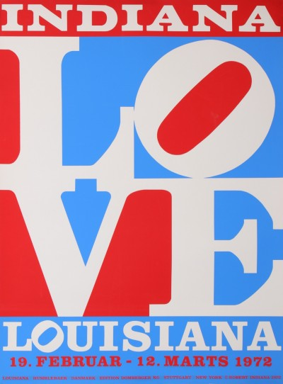 For sale: INDIANA LOVE LOUISIANA