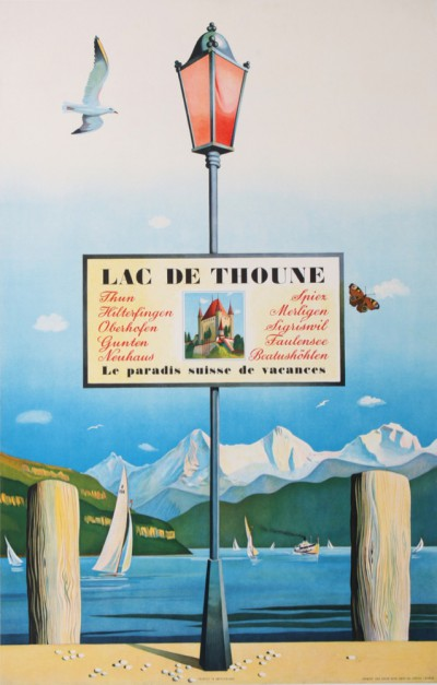 For sale: LAC DE THOUNE SUISSE