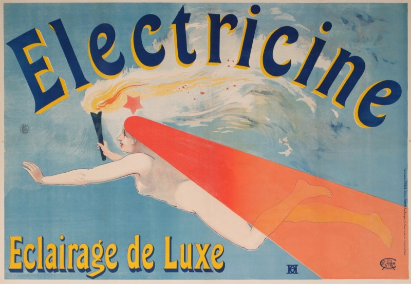 For sale: ELECTRICINE ECLAIRAGE DE LUXE