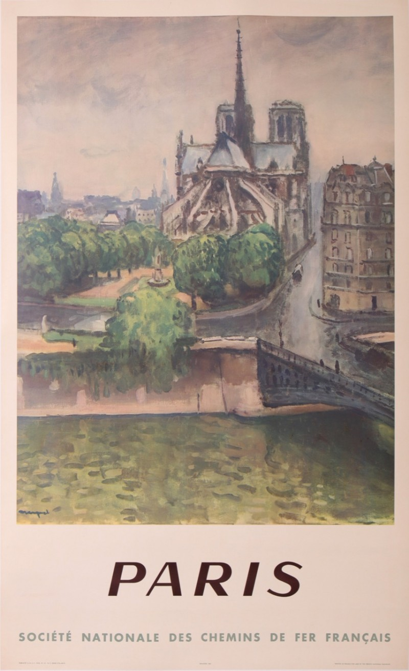 For sale: LA CATHEDRALE NOTRE-DAME DE PARIS