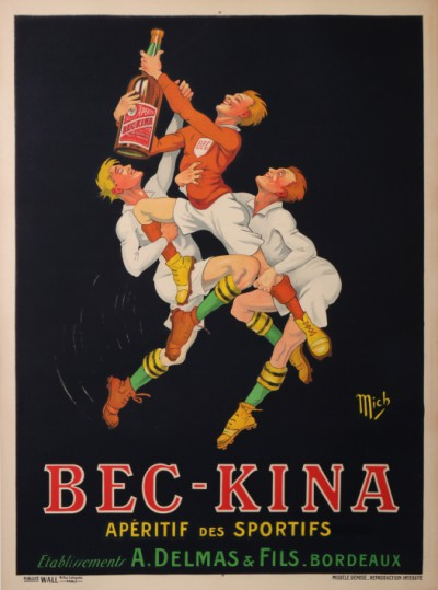 For sale: BEC-KINA Aperitif des Sportif