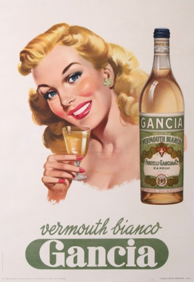 For sale: GANCIA VERMOUTH BIANCO