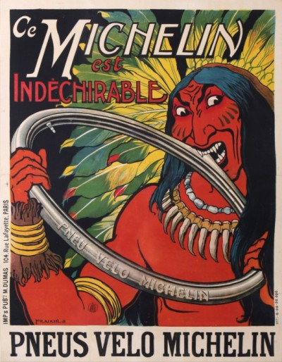 For sale: PNEU MICHELIN INDECHIRABLE INDIEN