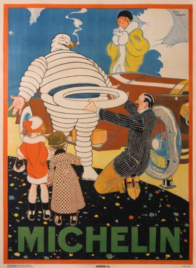 For sale: MICHELIN BIBENDUM