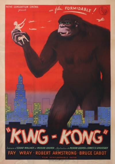 For sale: KING KONG FILM MOVIE
