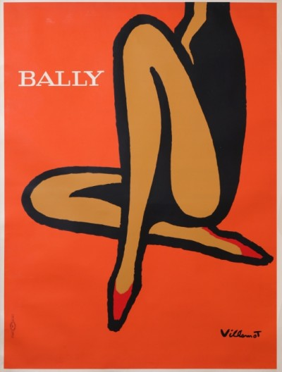 For sale: BALLY ORANGE JAMBES