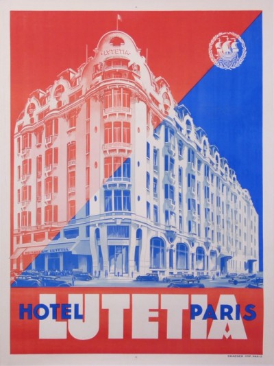 For sale: GRAND HÔTEL LUTETIA PARIS