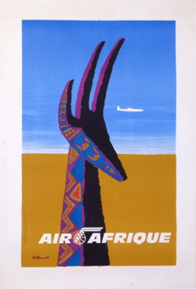 For sale: VILLEMOT AIR  AFRIQUE
