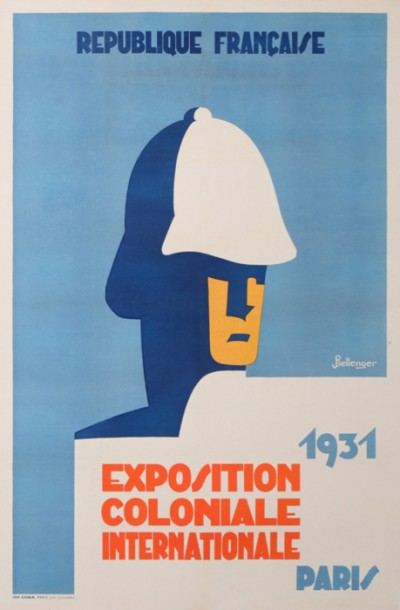 For sale: EXPOSITION COLONIALE INTERNATIONALE 1931