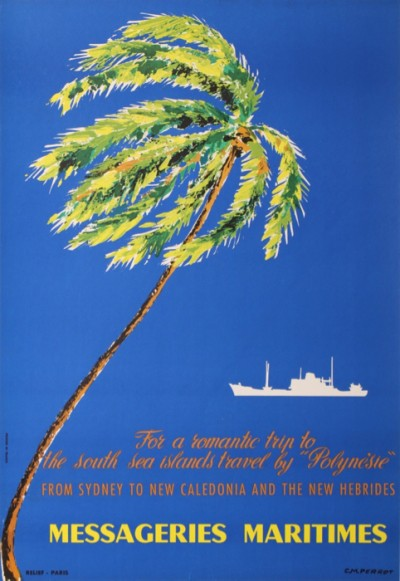 For sale: MESSAGERIES MARITIMES SYDNEY NEW CALEDONIA NEW HEBRIDES
