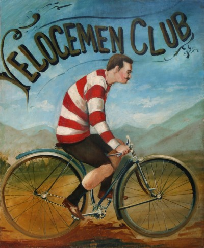 For sale: VELOCEMEN CLUB CYCLES