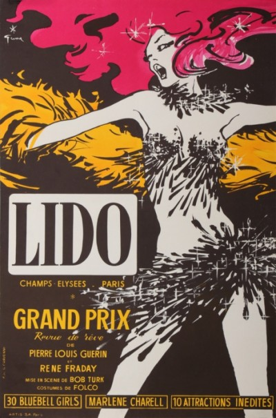 For sale: LIDO REVUE GRAND PRIX CHAMPS-ELYSEES