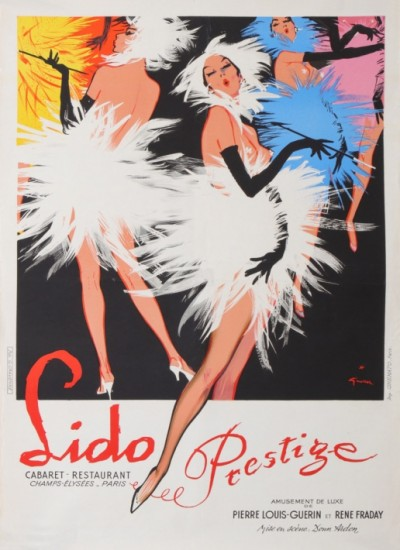 For sale: LIDO REVUE PRESTIGE CHAMPS ELYSEES