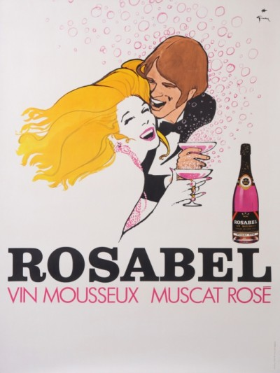 For sale: ROSABEL VIN MOUSSEUX MUSCAT ROSE - BUBBLE WINE