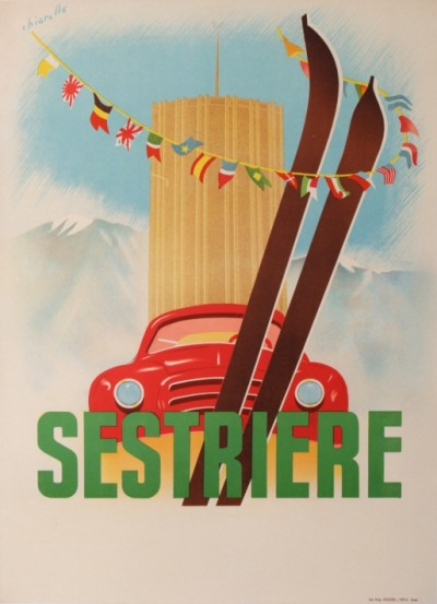 For sale: SESTRIERE ITALIE SKI MONTAGNE