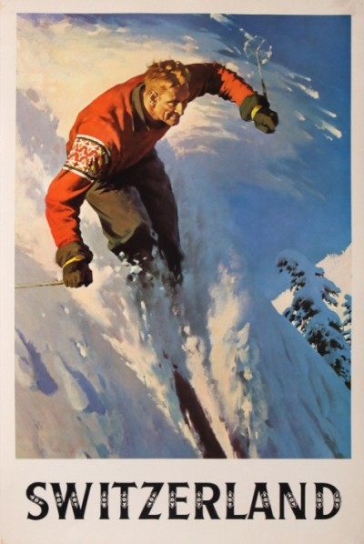 For sale: SWITZERLAND SKI