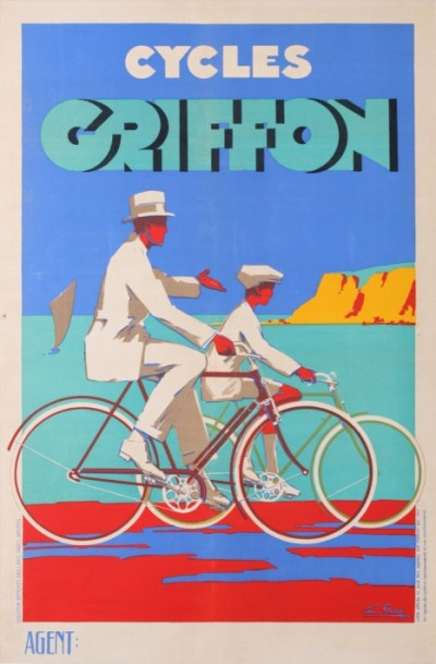For sale: CYCLES GRIFFON