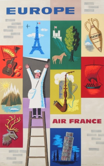 For sale: AIR FRANCE EUROPE