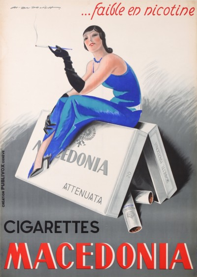 For sale: CIGARETTES MACEDONIA