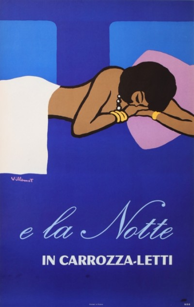 For sale: LA NOTTE IN CARROZZA-LETTI