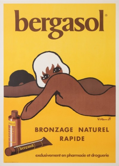 For sale: BERGASOL  BRONZAGE NATUREL RAPIDE