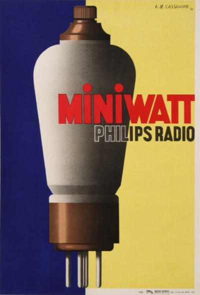 For sale: PHILIPS RADIO - LAMPE MINIWATT