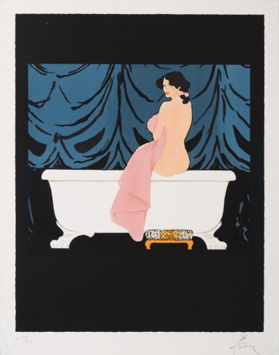 For sale: GRUAU DIORESSENCE LA BAIGNOIRE ARTIST PROOF