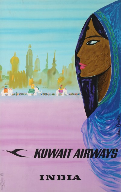 For sale: KUWAIT AIRWAYS INDIA