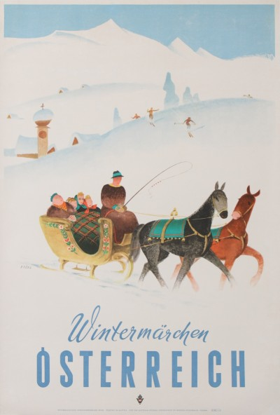 For sale: WINTERMARCHEN OSTERREICH AUTRICHE LAND OF WINTER  SKI
