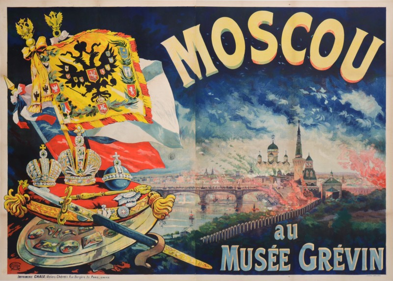 For sale: MOSCOU AU MUSEE GREVIN  RUSSIE